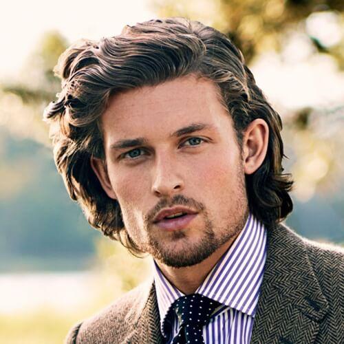 Peinados profesionales para cabello de longitud media