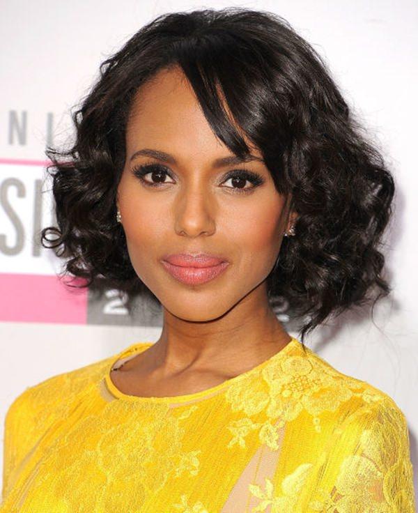 peinados cortos para mujeres negras 12