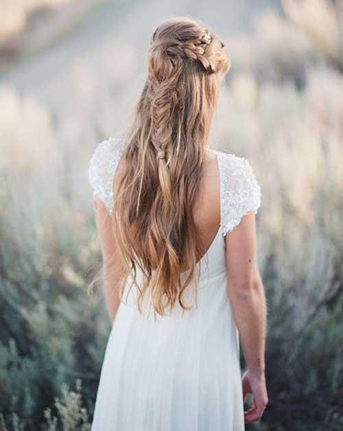 Los mejores peinados muy largos para el baile de graduación