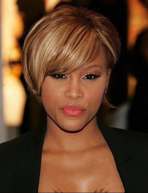 eve peinados cortos para mujeres negras