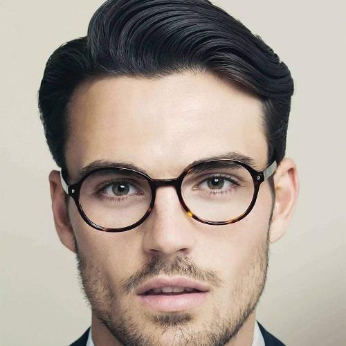 Peinados modernos de oficina para hombres