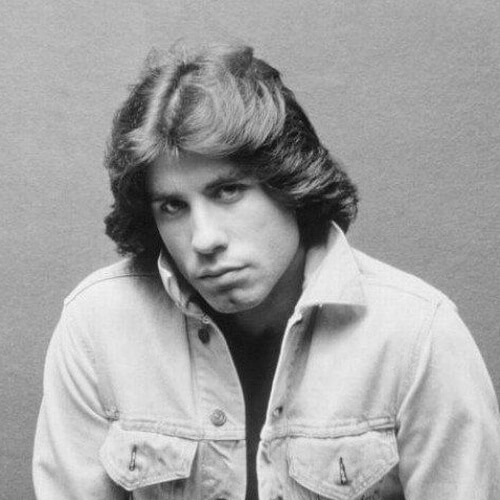 70s Shaggy Hairstyles para hombres