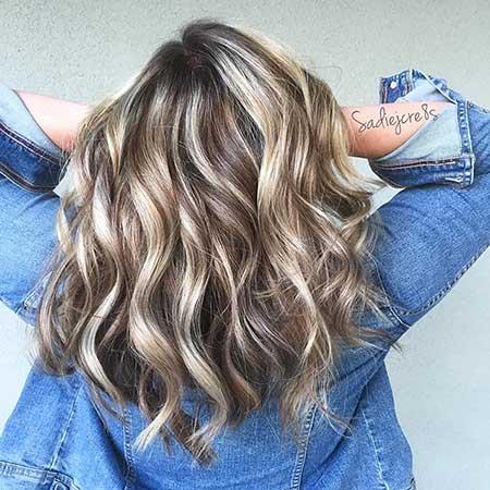 Soft Blonde Ghlights Blonde Hair Color