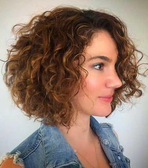 Mejores peinados rizados