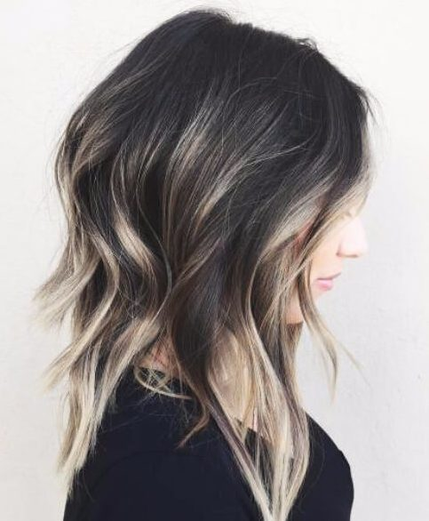 el invierno se acerca caen los colores del cabello