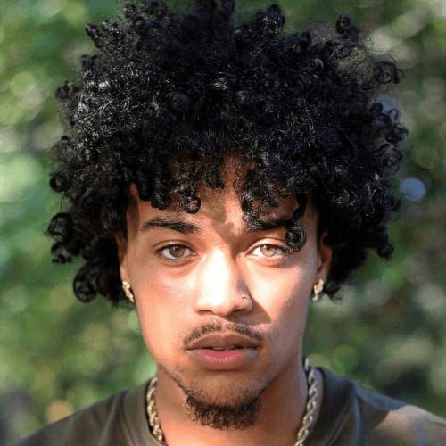 Peinado Afro Flow