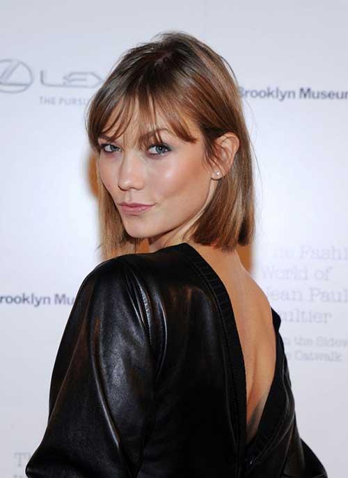 Peinados Karlie Kloss para mujeres lindas