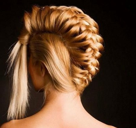 Trenzas para imágenes de cabello largo_8