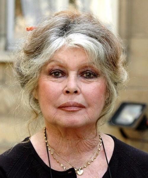 brigitte bardot peinados para mujeres mayores de 60 años