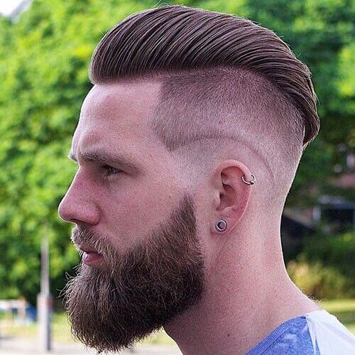 Peinados recortados