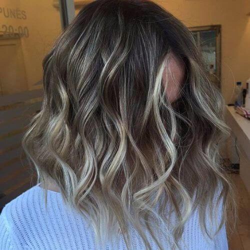 corte de pelo largo bob