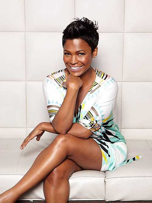 Nia Long Pixie Cuts-16