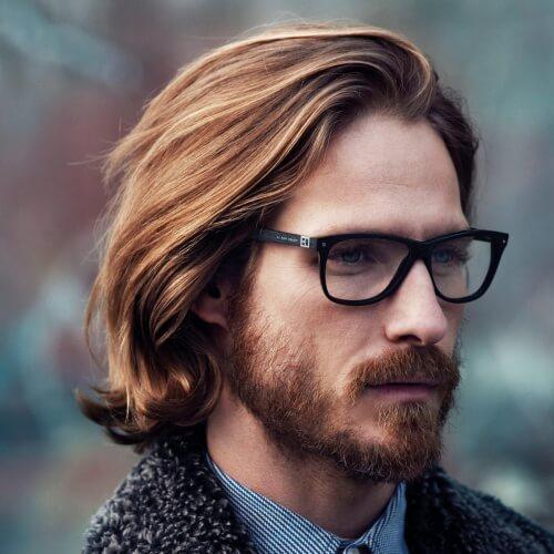 Peinados de longitud de la barbilla