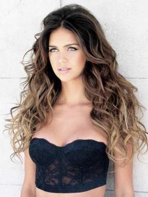 Peinados ondulados largos-6