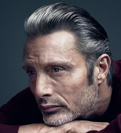 peinado para hombres mayores