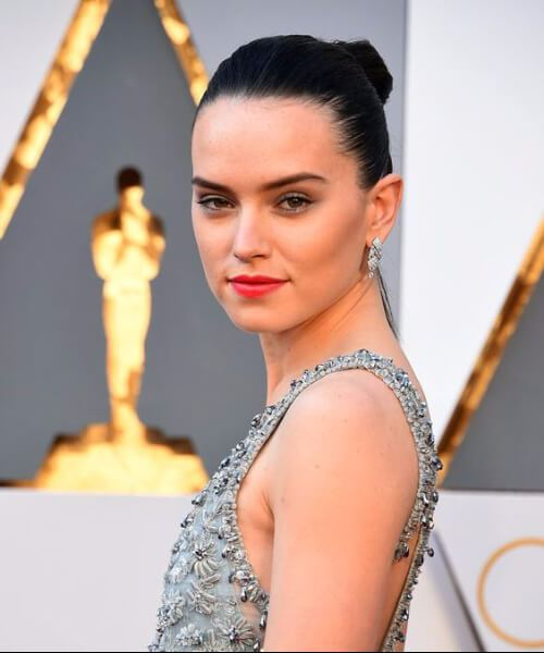 daisy ridley prom updos