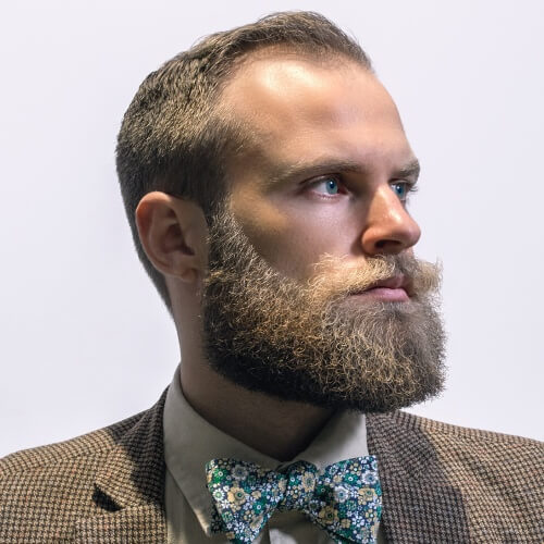 Dapper Beard Styles