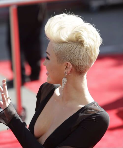 miley cyrus corte largo duendecillo