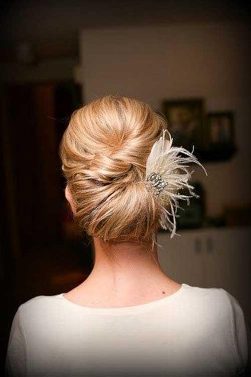 French Bun Hair-15