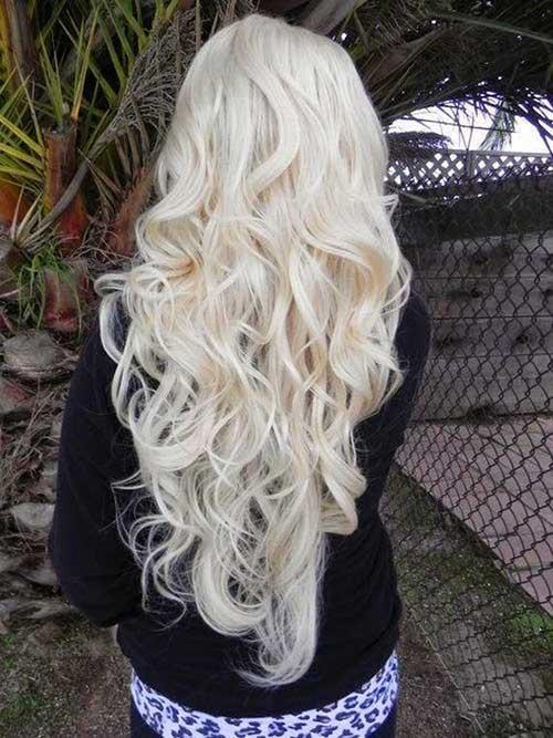 Lindos peinados rizados largos-33