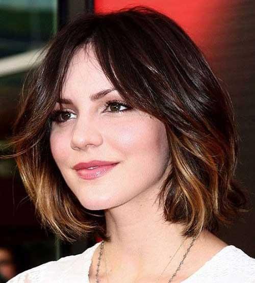 Corto Celebrity Hairstyle 2018