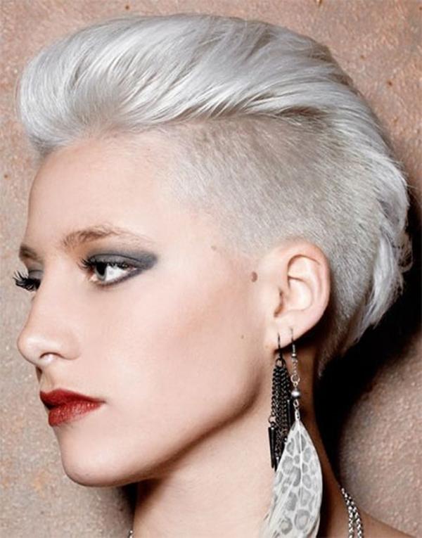40020216-lado afeitado-estilo de pelo