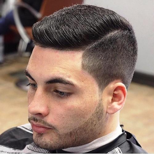 peinados de pomp subestimados para hombres
