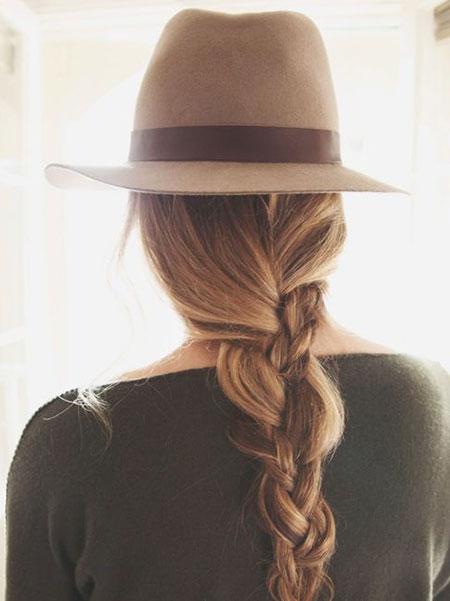 Trenzas para imágenes de cabello largo_6