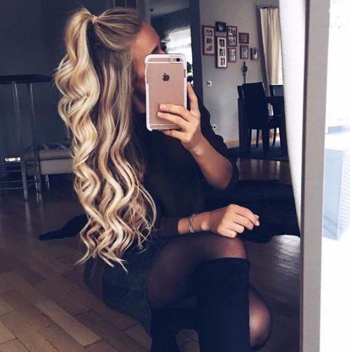 color de pelo de st tropez balayage