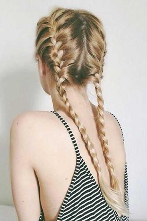 Awesome Trenzado Peinados-9