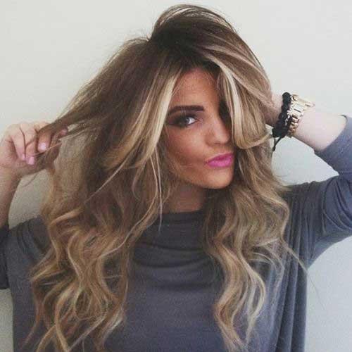 Ideas para el cabello Balayage