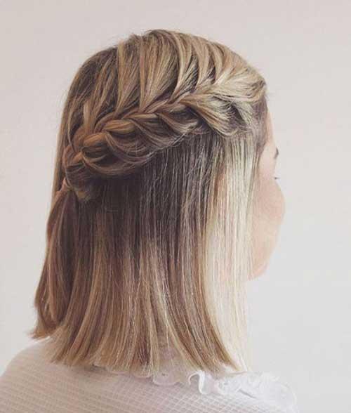 Peinados cortos trenzados-6