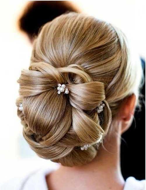 Las mejores imágenes del peinado de la boda