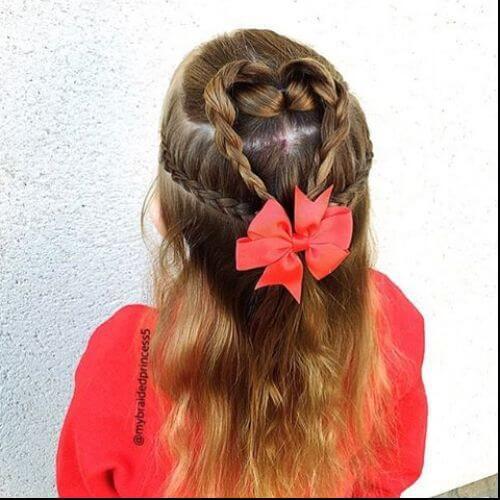 Peinados Trenzados Niñas