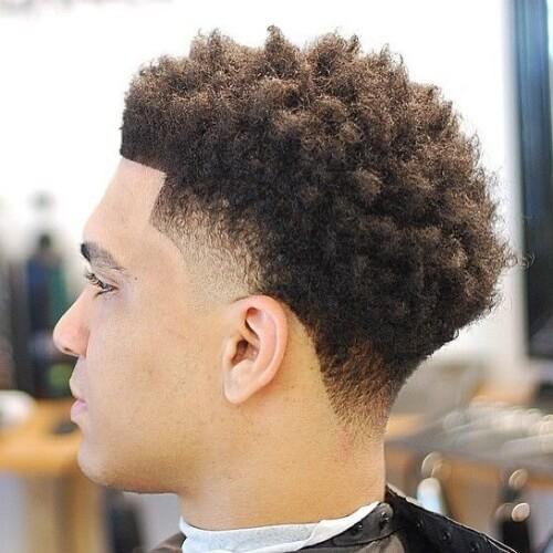 50 Ideas Para El Corte De Pelo Temp Fade 187 Largo Peinados