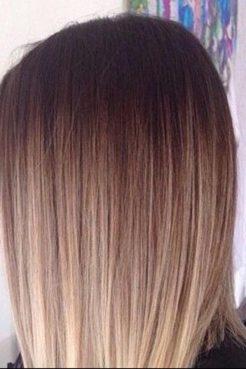 moca helado con crema de pelo color de pelo