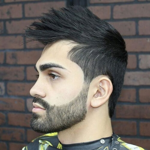 Peluquería Spiky Hairstyles