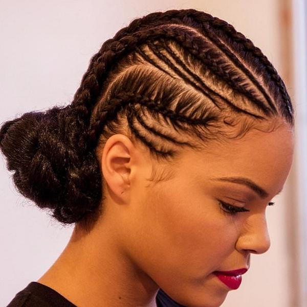 39pelo negro-trenzado-peinados 250816