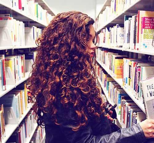 Cortezas de pelo largo y rizado-33