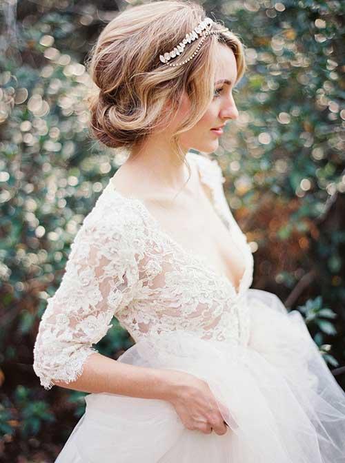 Niza boda peinados imágenes