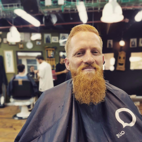 Peinados para hombres mayores