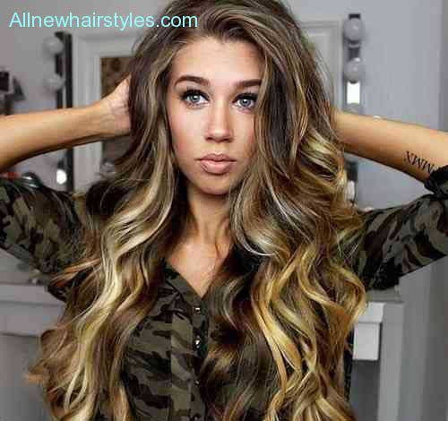 Cortezas de pelo largo ondulado-11