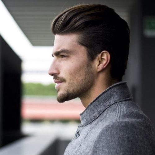 peinados bien hechos para hombres