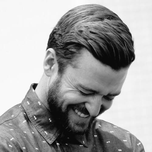 Combover Justin Timberlake peinados