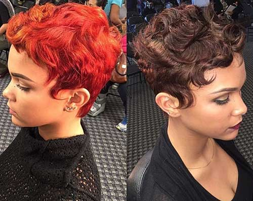 Pixie Hairstyles para Mujeres-18