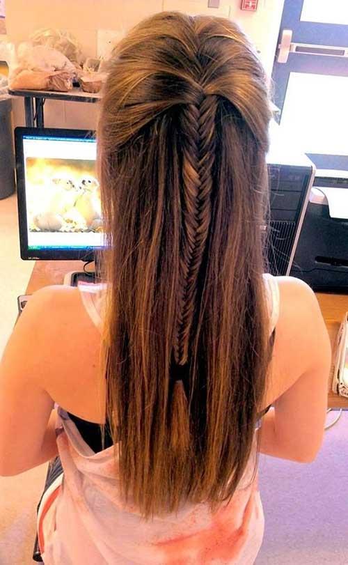 Peinados trenzados para mujeres