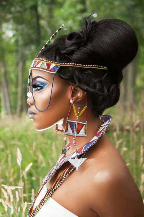 Peinados de mujeres africanas-9