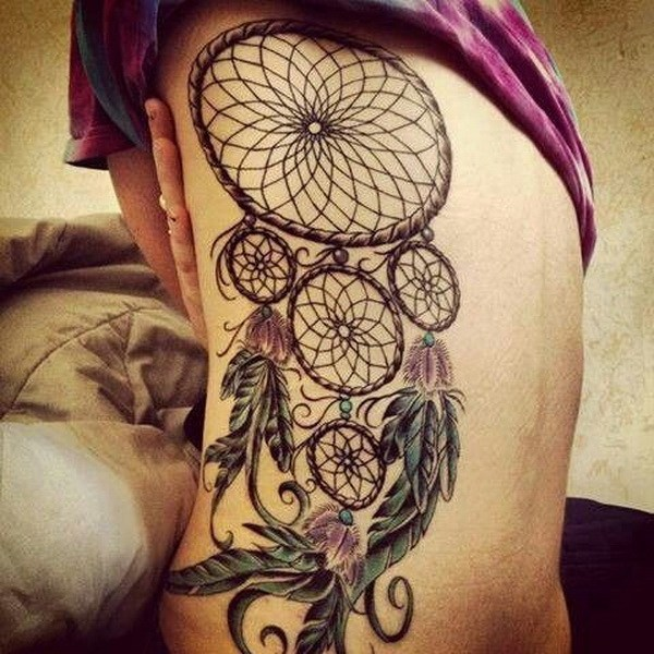 Tatuajes de Dreamcatcher