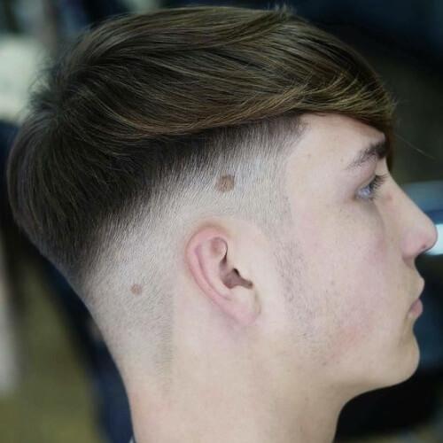 Peinado pulido
