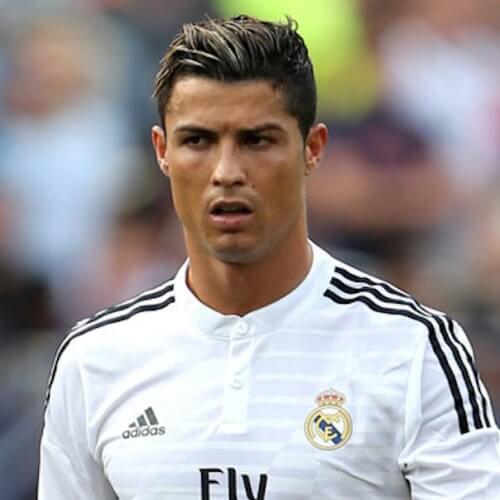 Peinados Cristiano Ronaldo con Lo más destacado